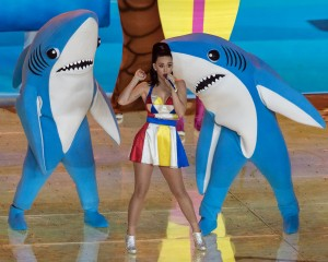 Left Shark Steals the Show, by Huntley Paton, pictured here in accordance with the following license:https://creativecommons.org/licenses/by-sa/2.0/