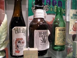Marijuana-infused Beer